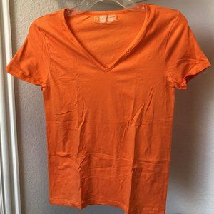 Gap seamless v neck t-shirt